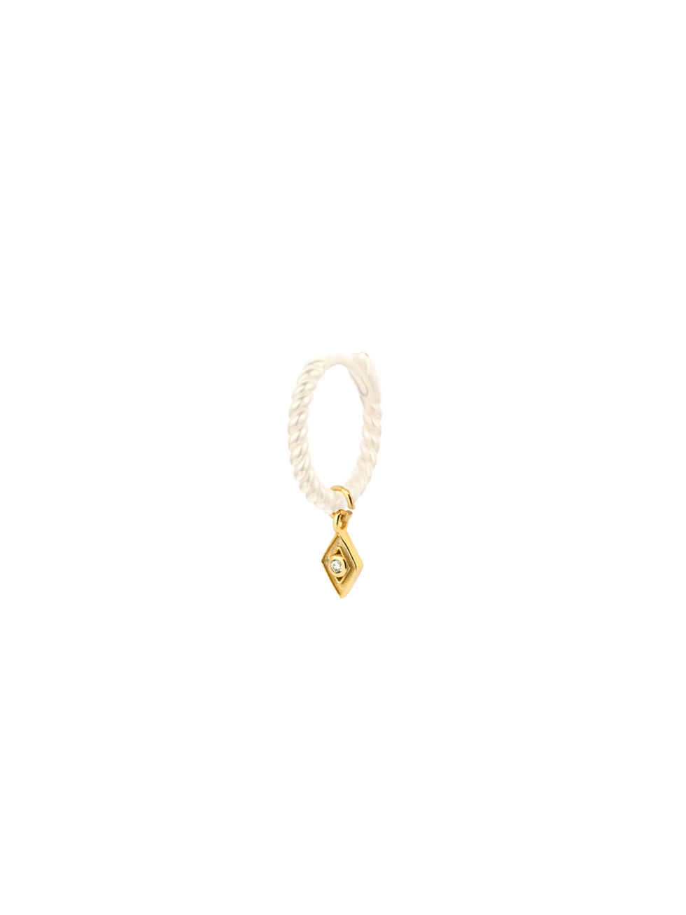 Single charm ROMBO oro