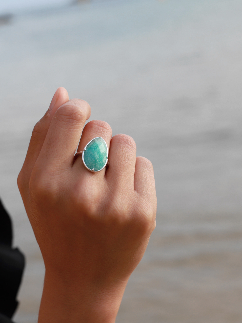 Anillo the sea silvermod