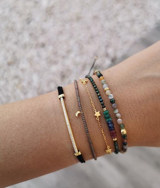 AGATHE gold bracelet