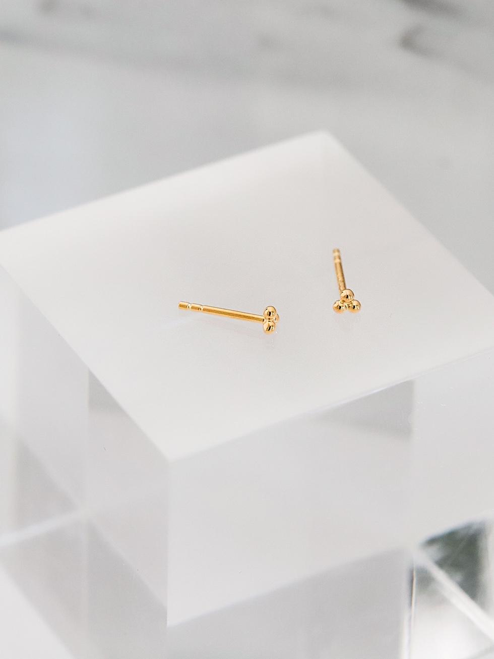 Pendientes mini dots product