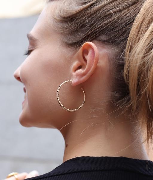 Boucles d'oreilles CIRCUS or