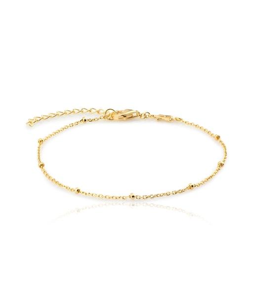 Gold BOLITAS bracelet