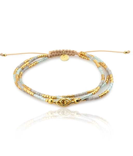 Pulsera EYE oro