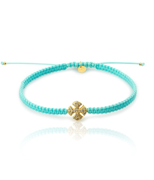 SUMMER CROSS gold bracelet