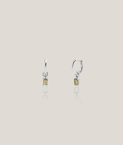 LILY GREEN silver earrings