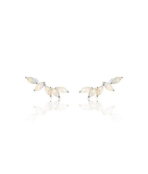 ICE DROPS silver earrings