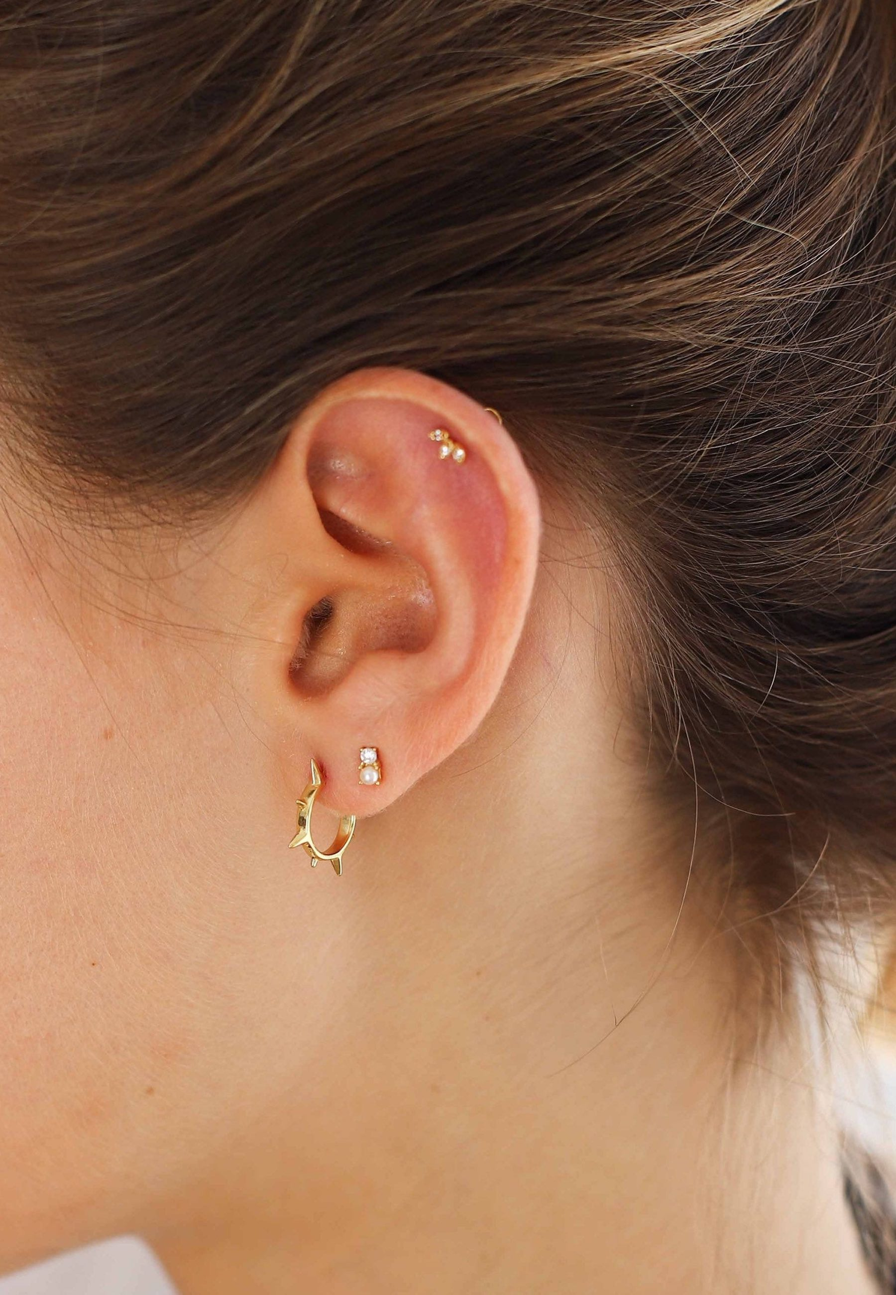 PINXUS gold earrings