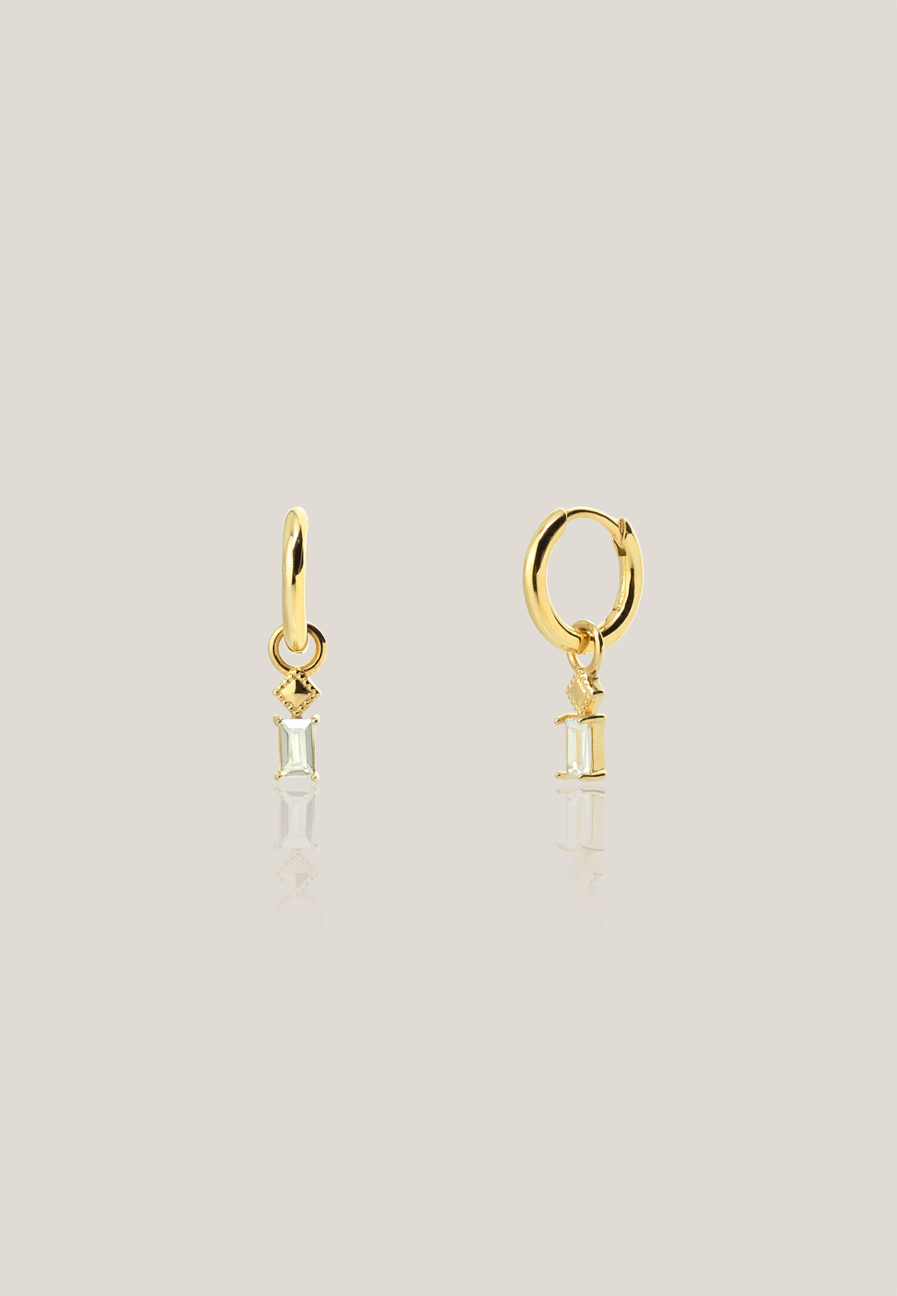 ASTRID gold earrings