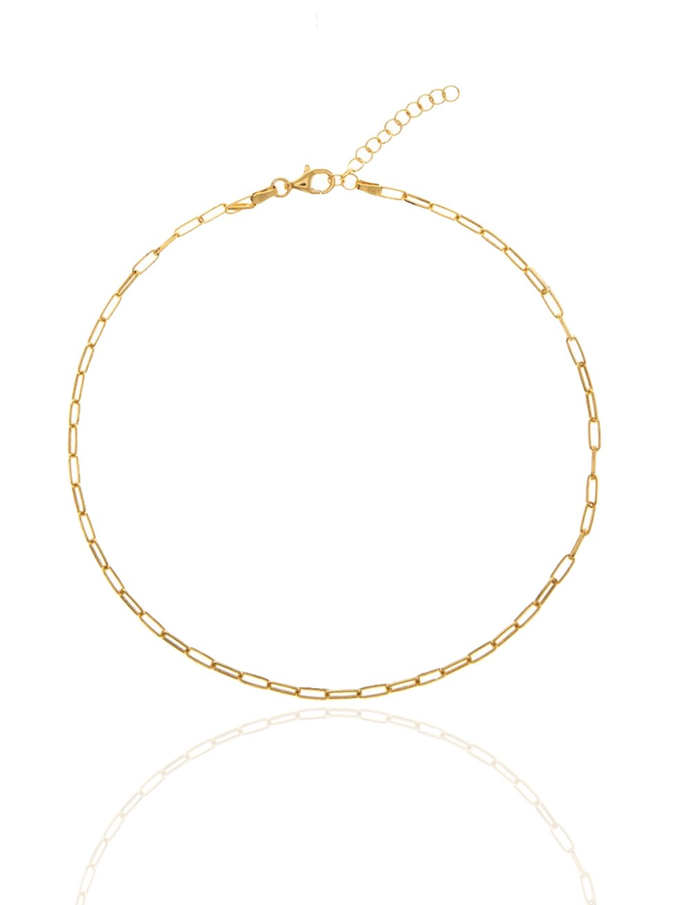 Collar THIN oro
