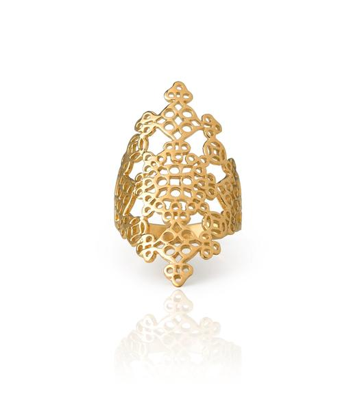 IMPERIAL gold ring