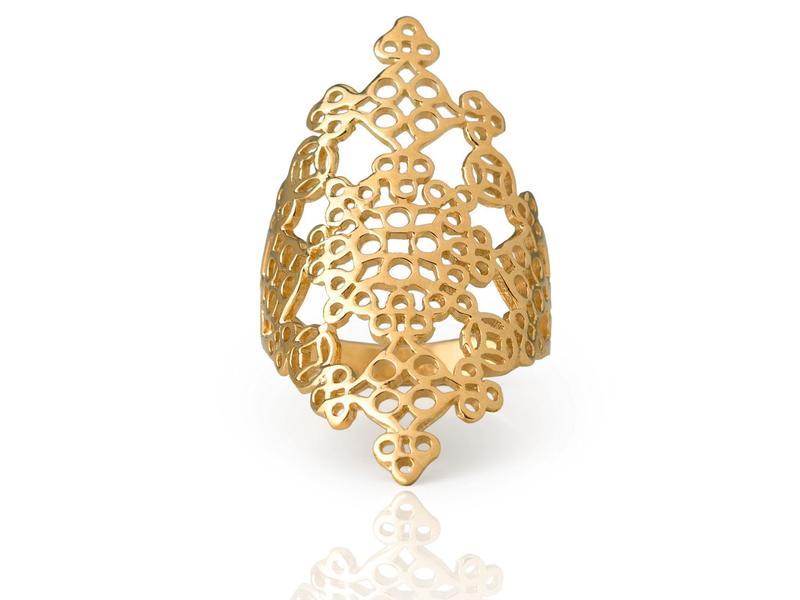 Anillo IMPERIAL oro