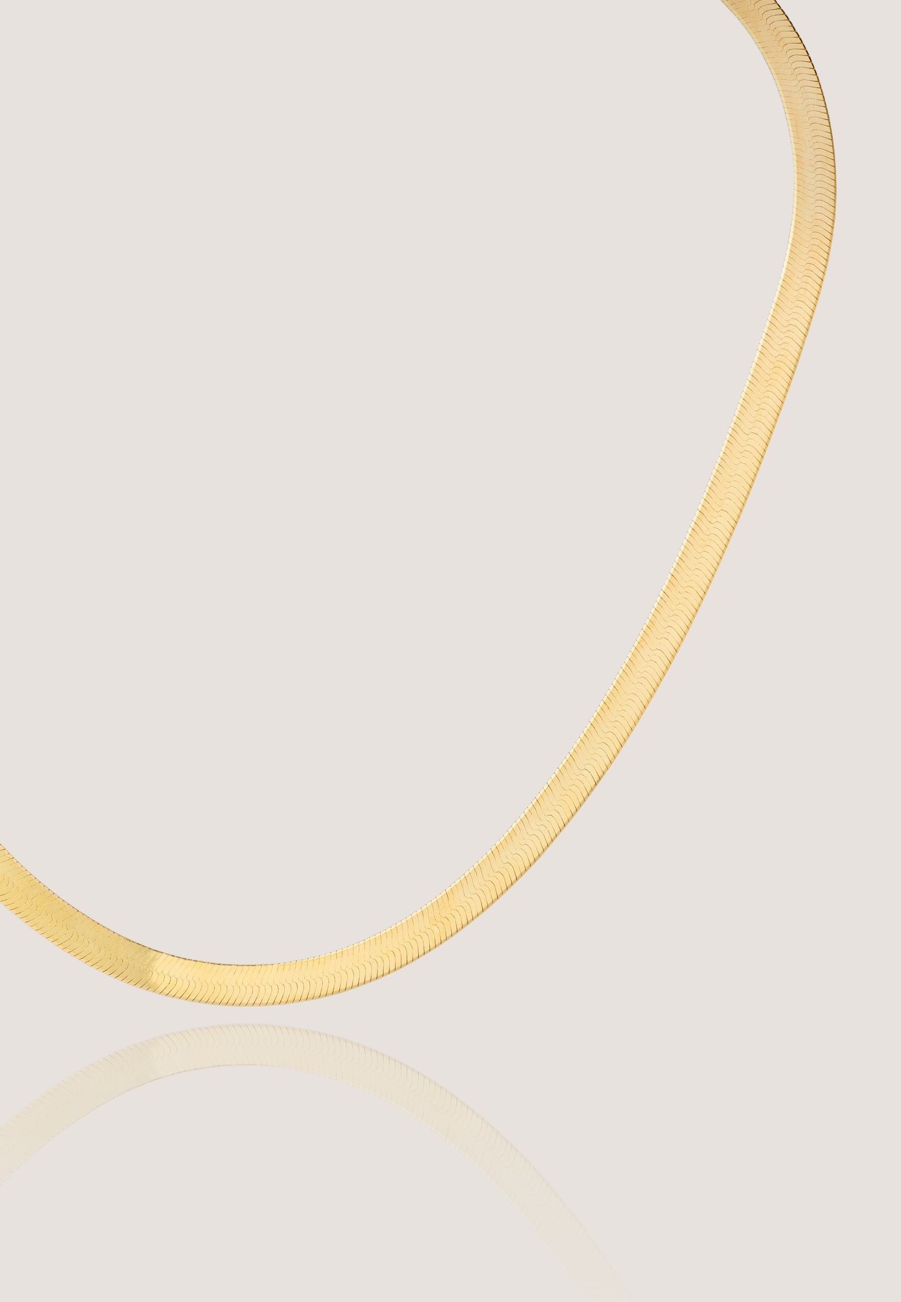 Collar thick snake oro2 za