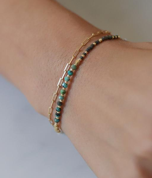 AFRICA gold bracelet