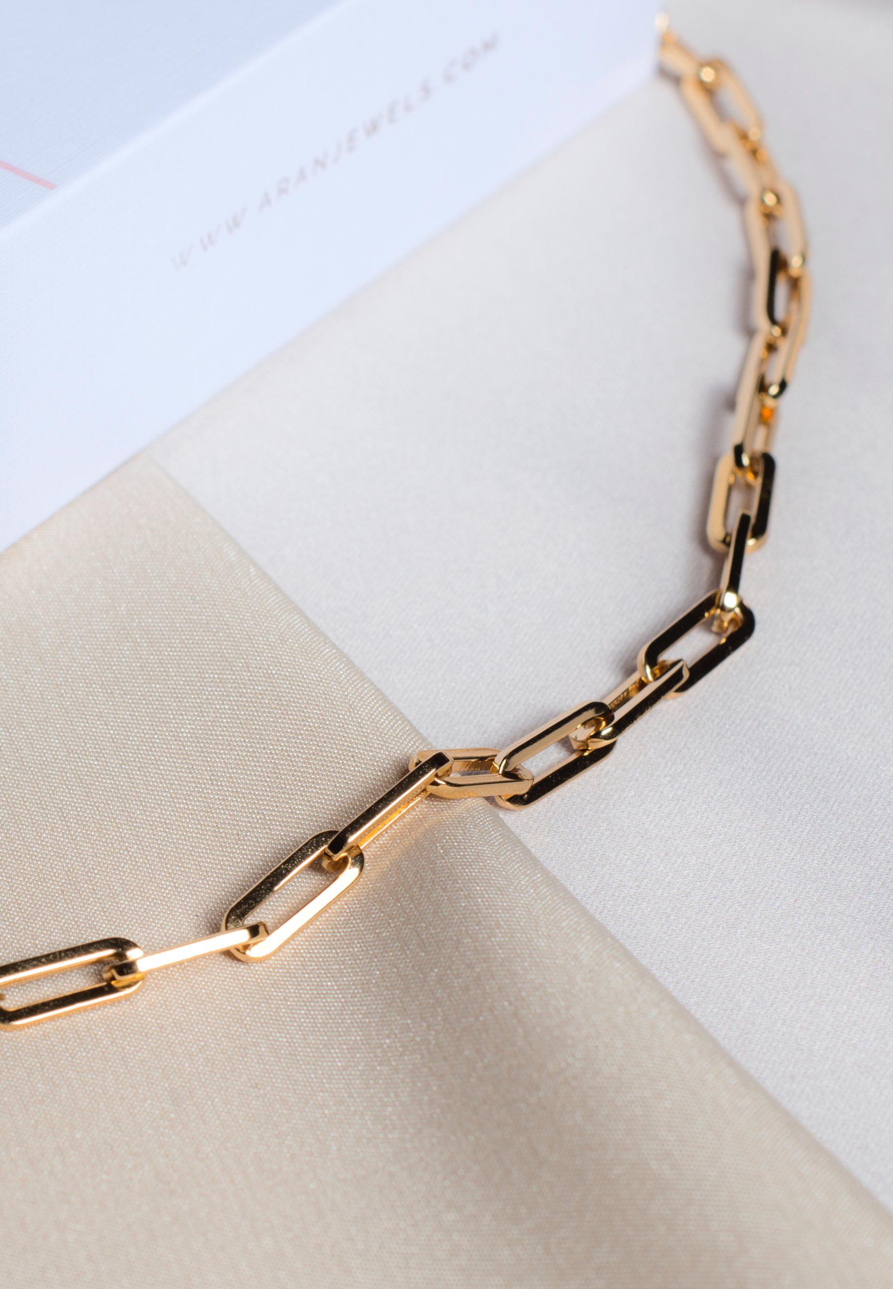 Collar hera oro za 02