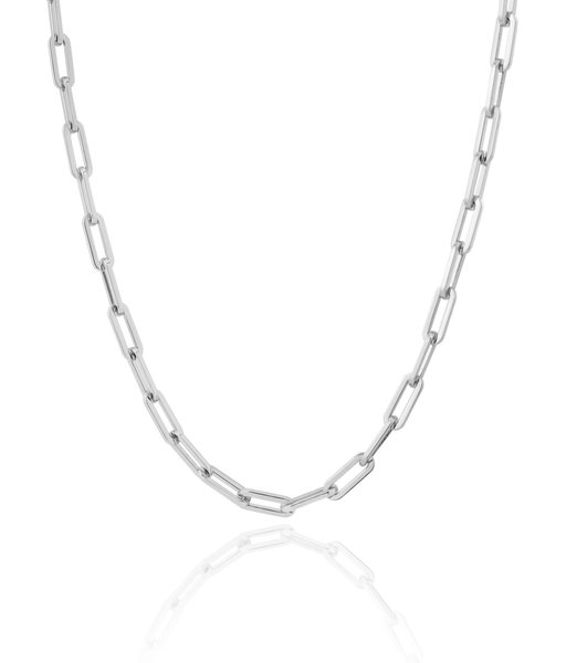 HERAS silver necklace