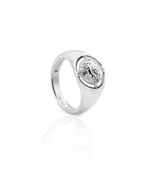 LIONNE silver ring