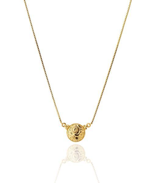 LIONNE gold necklace