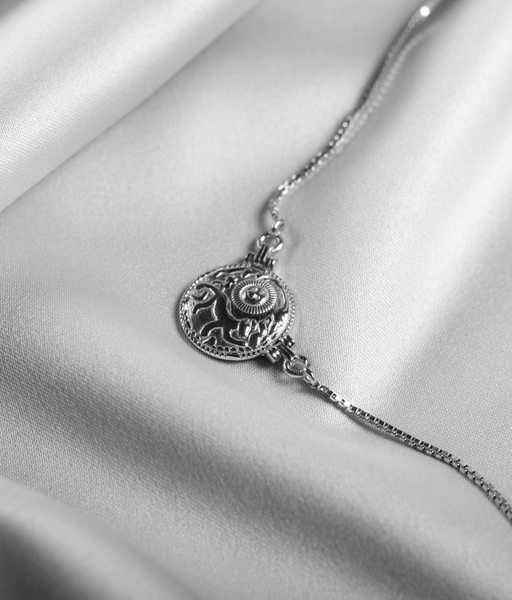LIONNE silver necklace