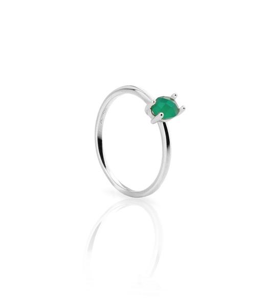 ESMERALDA silver ring