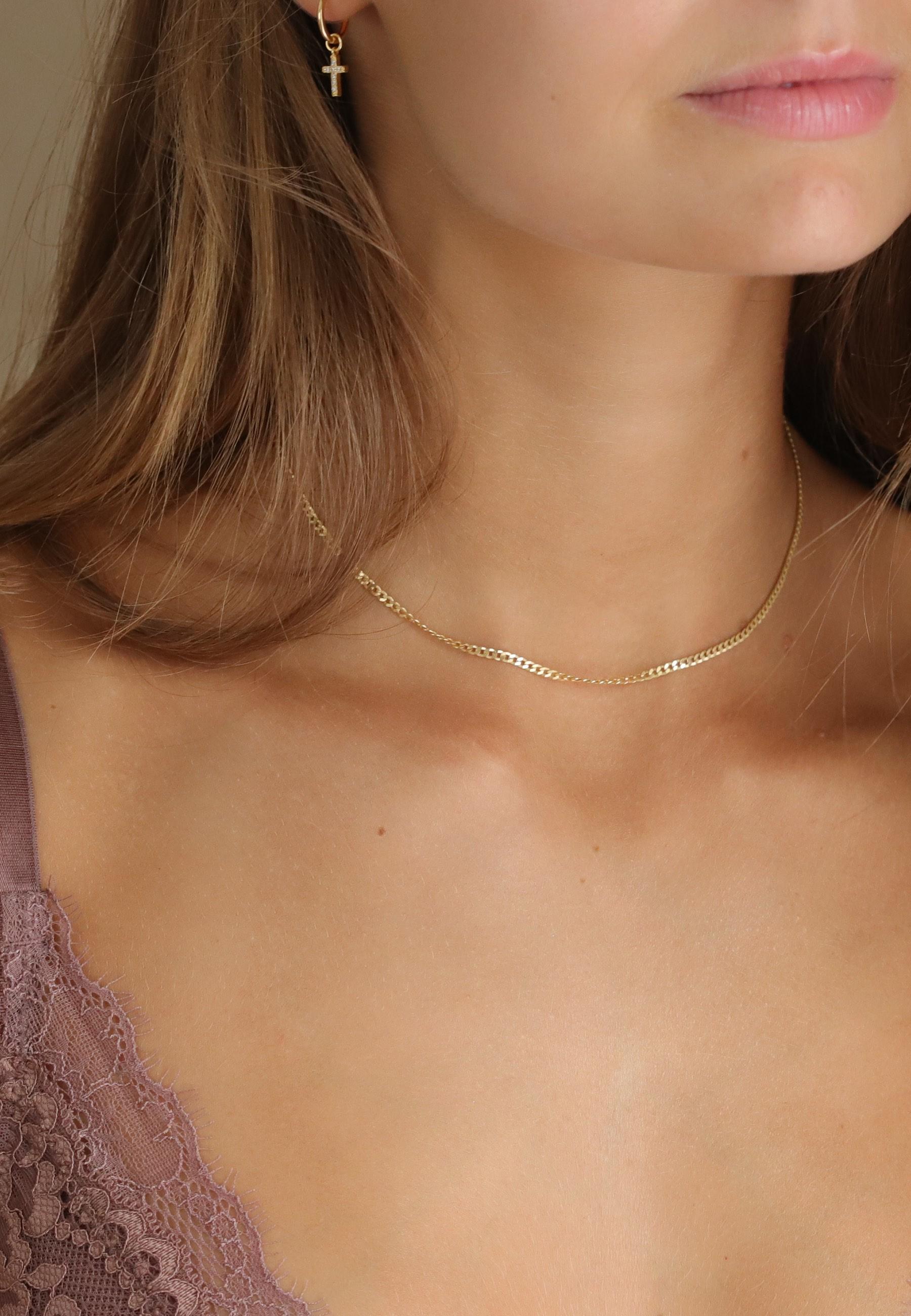 Collar massai oro2 za