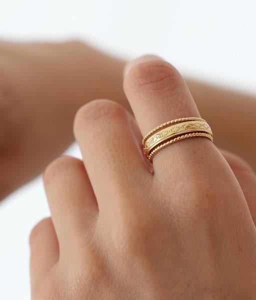 ROMA gold ring