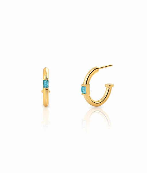 OASIS gold earrings