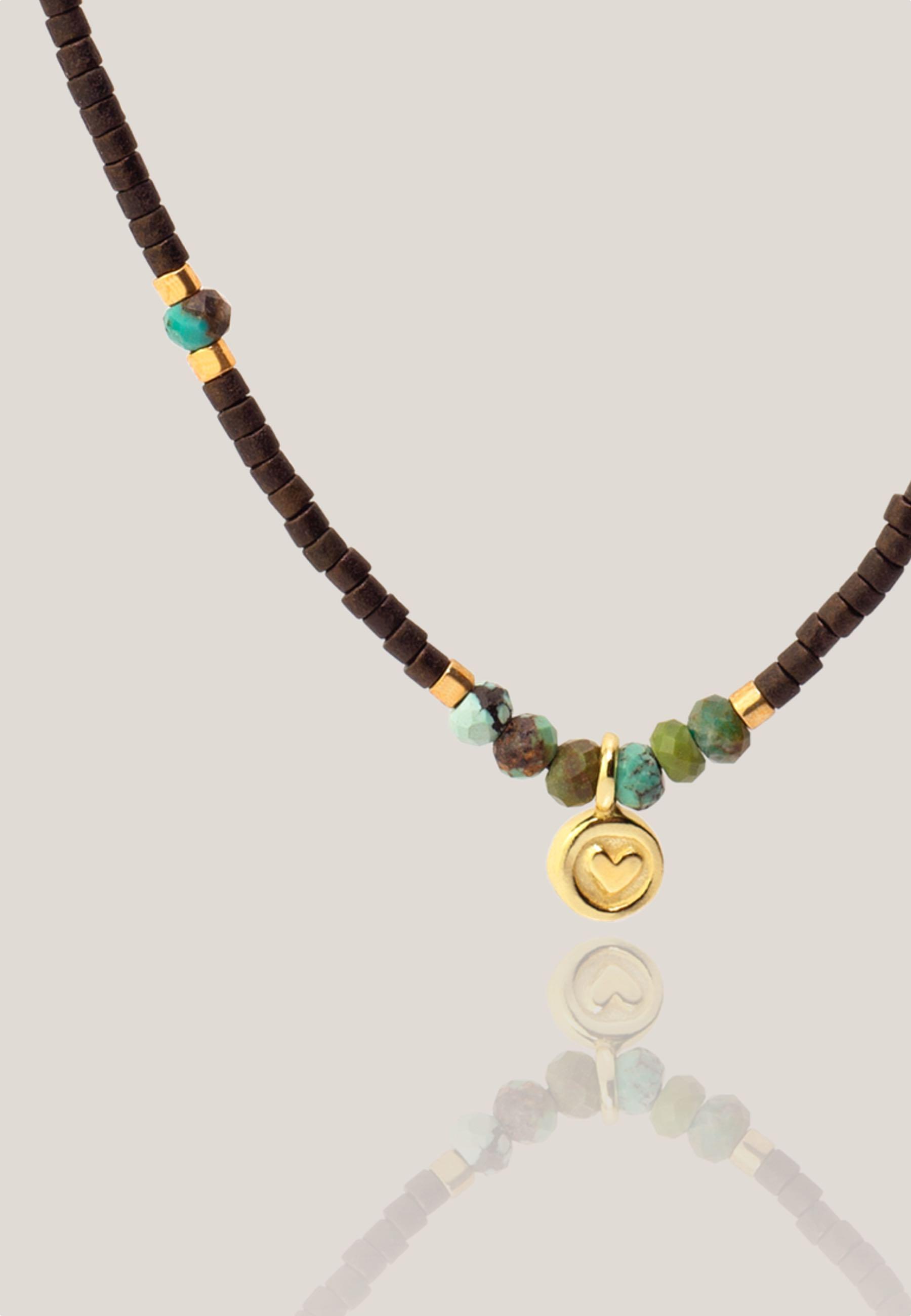 Collar bohemian oro2 za