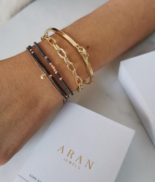 Bracelet JAPANESE 7 or