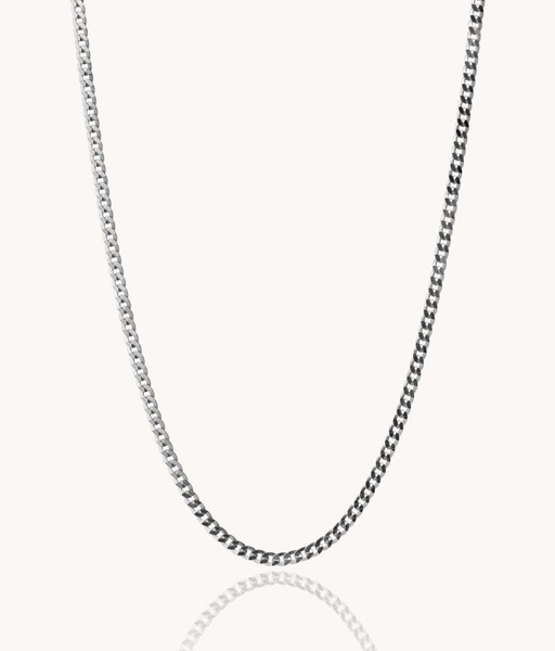 Connell Necklace Slv Man