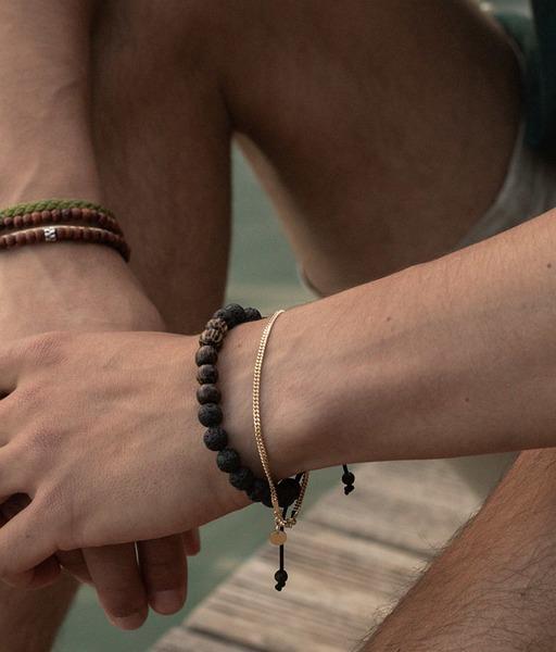 Connell Bracelet Gld Man