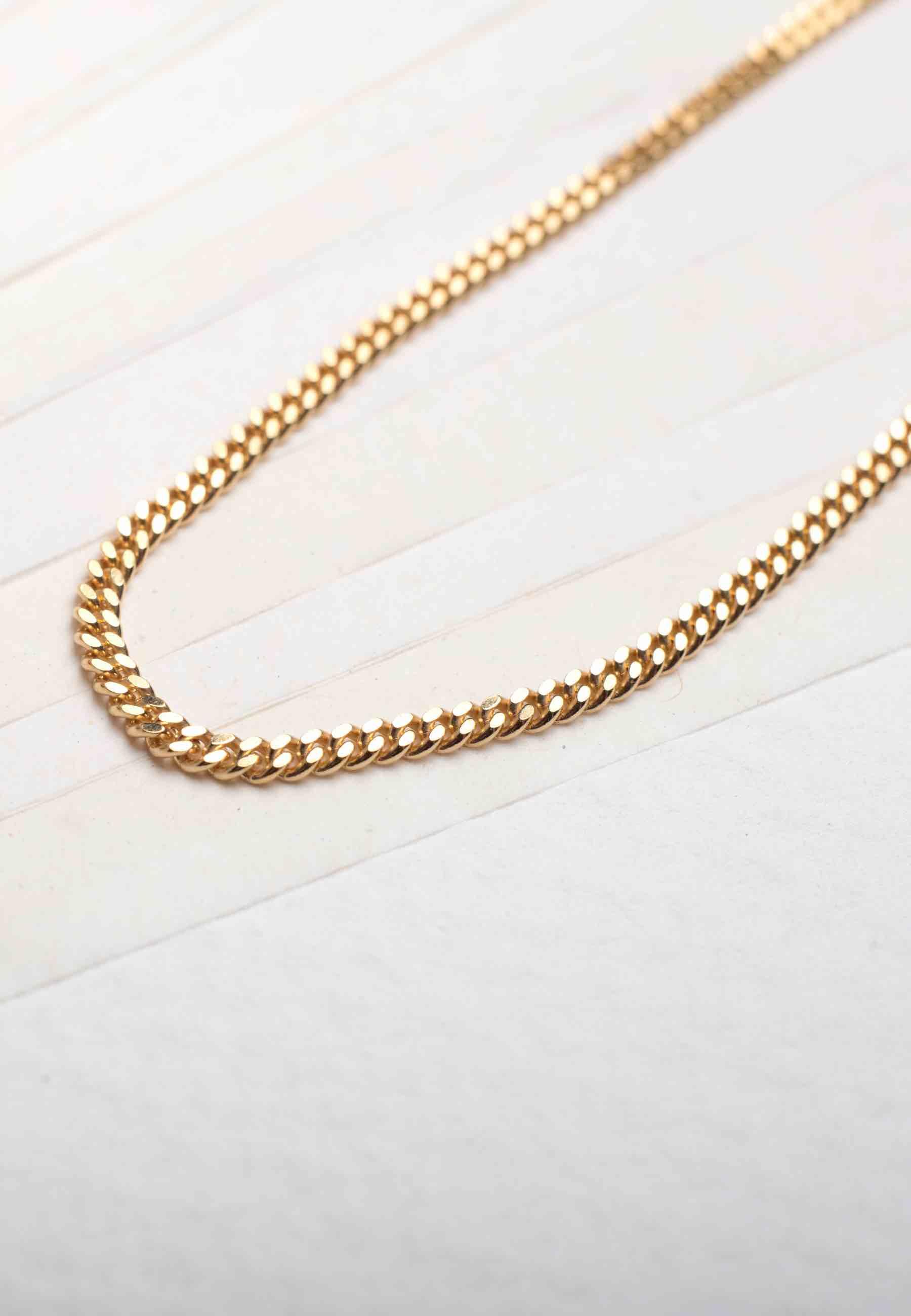 Collar connel men oro6 za