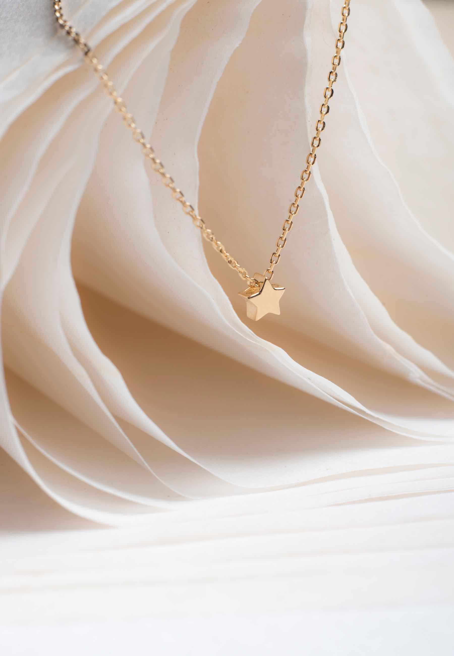 Collar star oro2 za