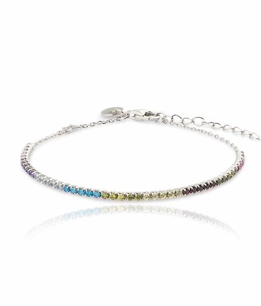 Bracelet ARCOIRIS plata