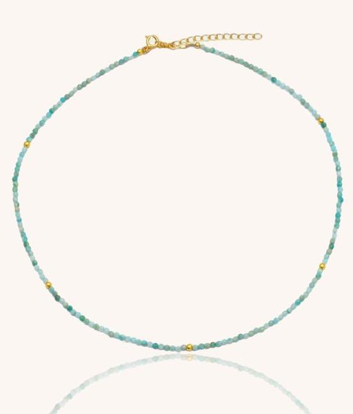 PARADISE gold necklace